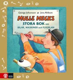 Mulle Mecks stora bok