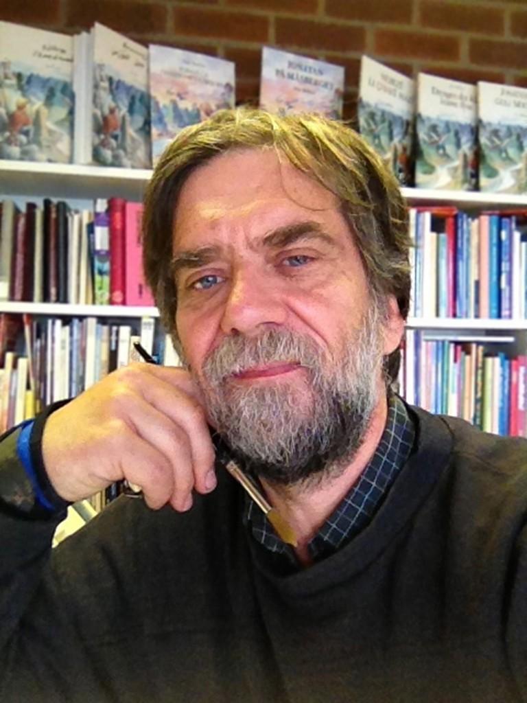 Jens Ahlbom, Bergs